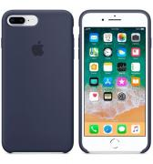Funda Apple Silicone para celular iPhone 8 Plus